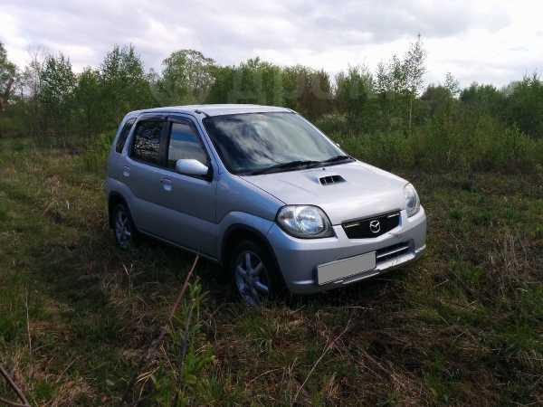 Mazda Laputa, 2002 год, 115 000 руб.
