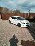 Hyundai Avante, 2012 год, 700 000 руб.