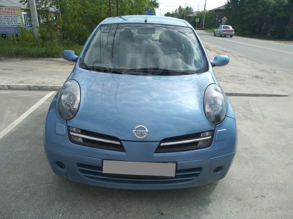 Nissan Micra, 2007 год, 250 000 руб.