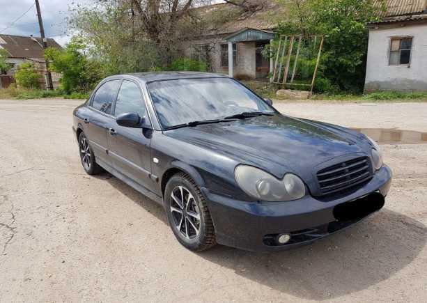 Hyundai Sonata, 2005 год, 225 000 руб.