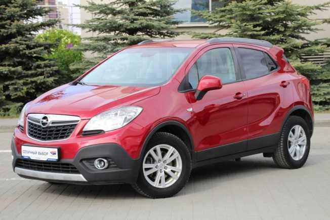 Opel Mokka, 2013 год, 615 000 руб.