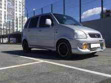Тюмень Wagon R Solio 2001