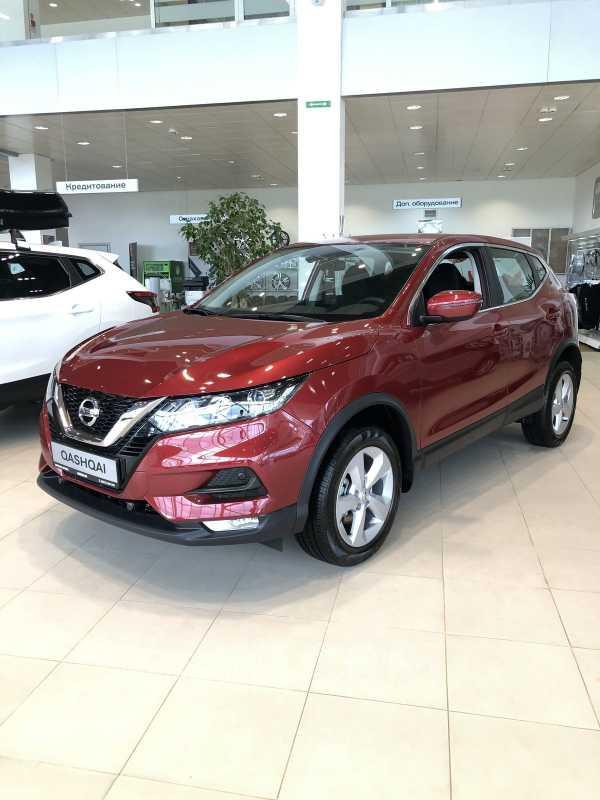 Nissan Qashqai, 2019 год, 1 527 000 руб.