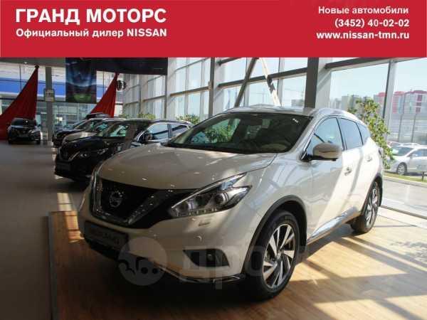 Nissan Murano, 2019 год, 2 817 000 руб.