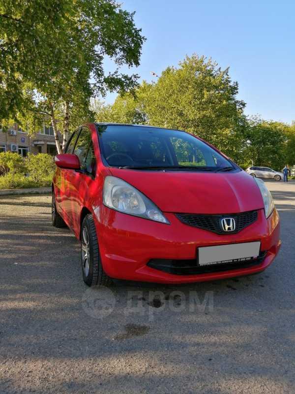 Honda Fit, 2007 год, 285 000 руб.