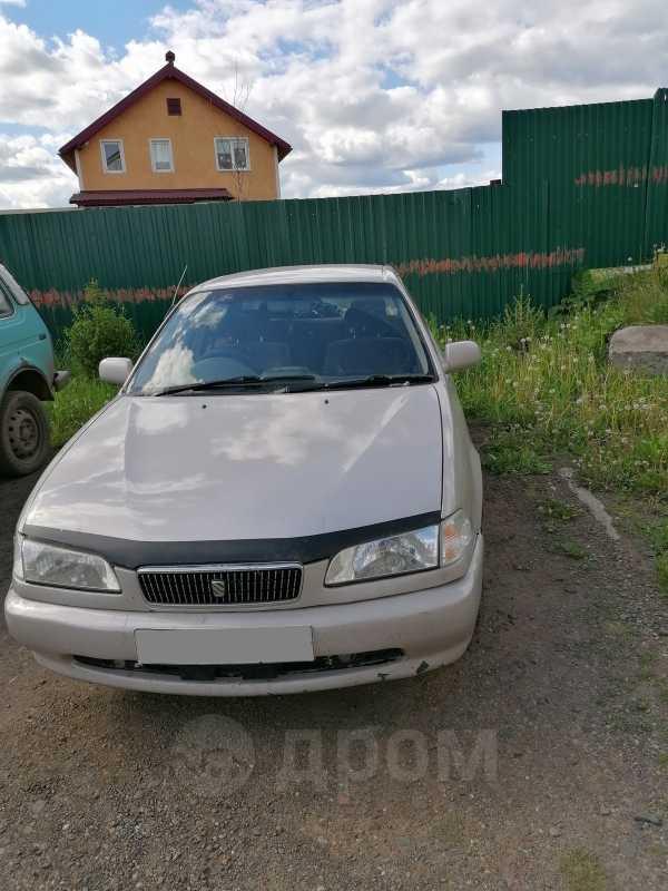 Toyota Sprinter, 1997 год, 170 000 руб.