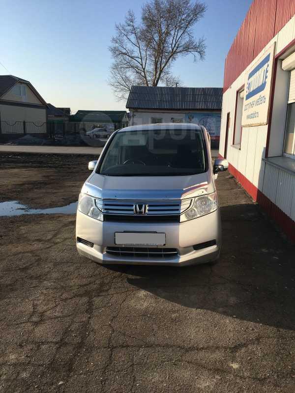 Honda Stepwgn, 2012 год, 1 050 000 руб.