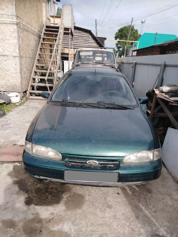 Ford Mondeo, 1996 год, 80 000 руб.