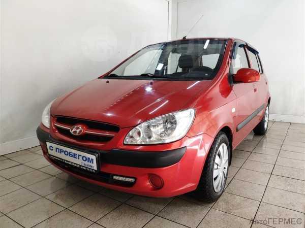 Hyundai Getz, 2008 год, 298 000 руб.