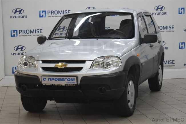 Chevrolet Niva, 2010 год, 319 000 руб.