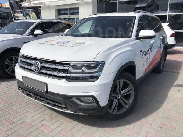 Volkswagen Teramont, 2019 год, 3 650 000 руб.
