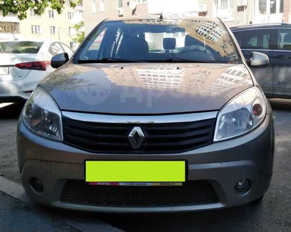 Renault Sandero, 2010 год, 350 000 руб.