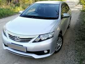 Фокино Toyota Allion 2013