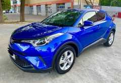 Краснодар Toyota C-HR 2019