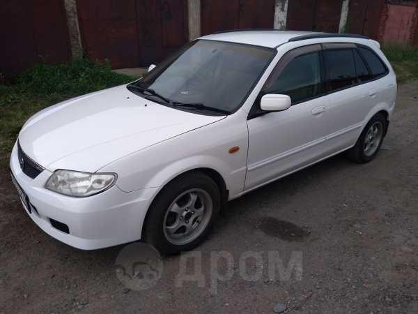 Mazda Familia S-Wagon, 2002 год, 223 000 руб.