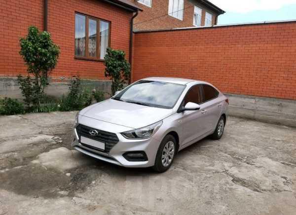 Hyundai Solaris, 2019 год, 720 000 руб.