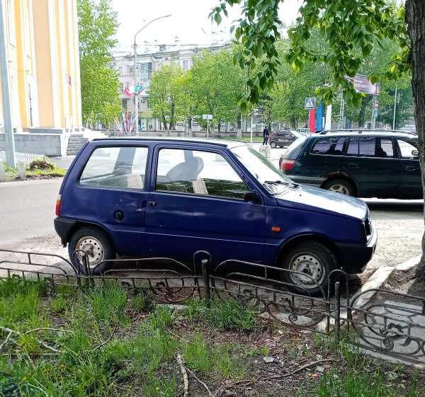 Лада 1111 Ока, 2001 год, 39 900 руб.