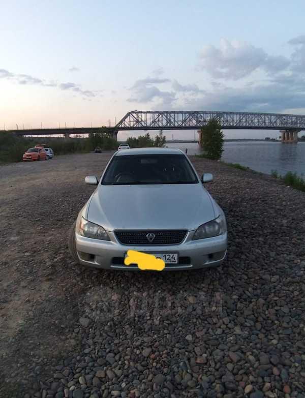 Toyota Altezza, 2001 год, 440 000 руб.
