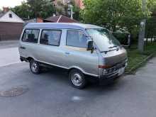 Ростов-на-Дону Vanette 1985