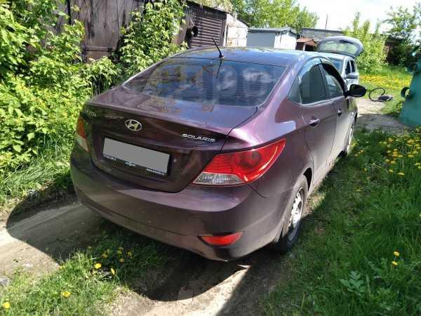 Hyundai Solaris, 2011 год, 319 000 руб.