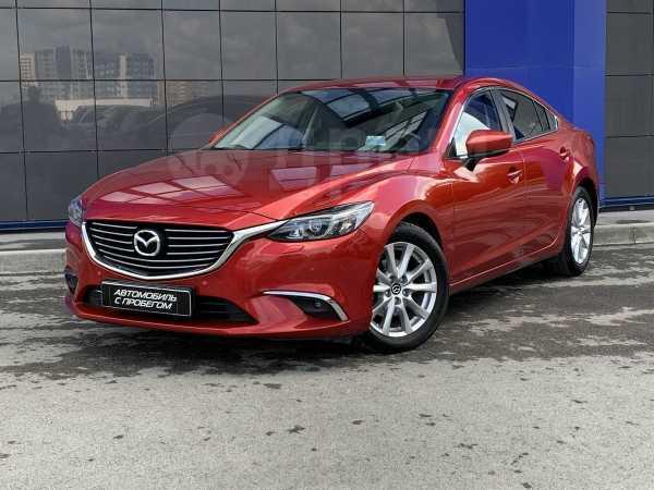 Mazda Mazda6, 2016 год, 1 229 000 руб.