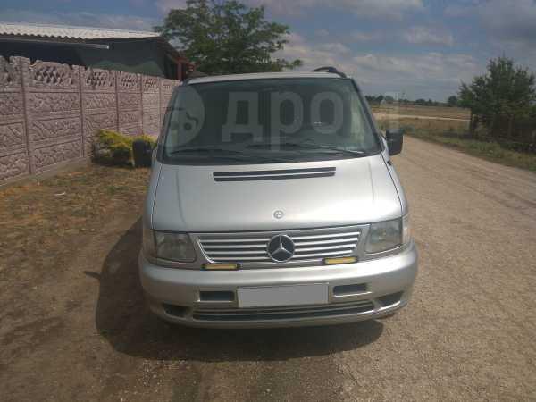 Mercedes-Benz Vito, 1999 год, 420 000 руб.