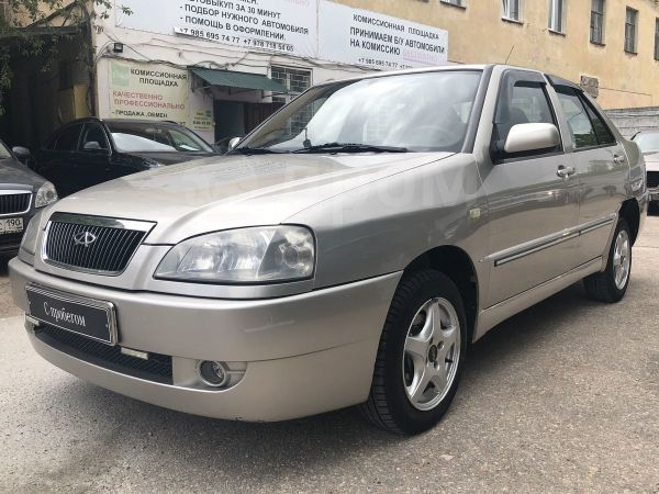 Chery Amulet A15, 2007 год, 149 000 руб.