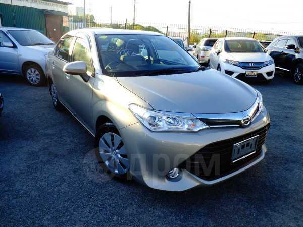 Toyota Corolla Axio, 2017 год, 699 000 руб.
