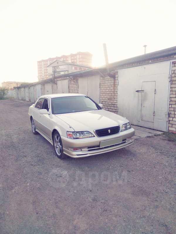 Toyota Cresta, 2000 год, 325 000 руб.