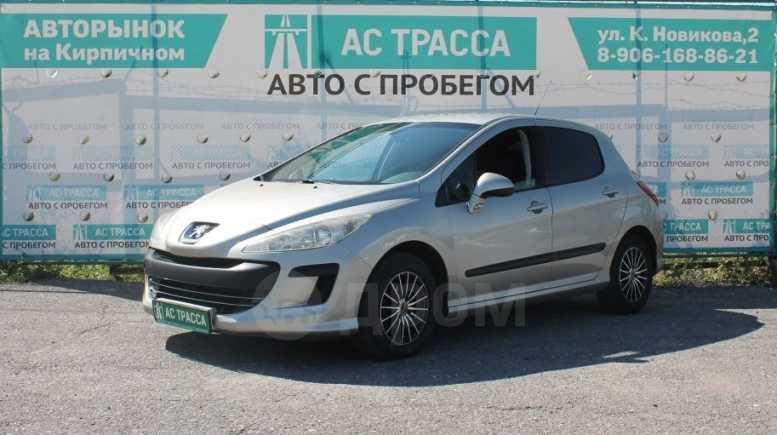 Peugeot 308, 2008 год, 269 000 руб.