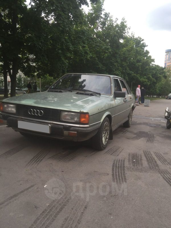 Audi 80, 1982 год, 35 000 руб.