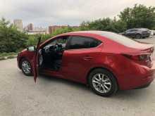 Екатеринбург Mazda3 2017