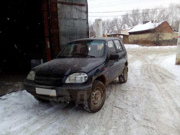 Chevrolet Niva, 2007 год, 143 000 руб.