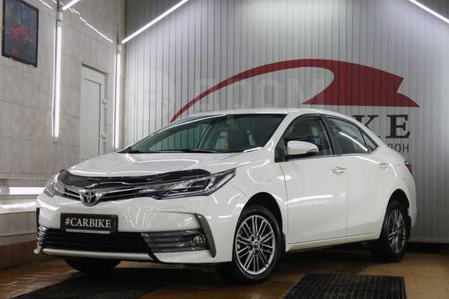 Toyota Corolla, 2018 год, 1 050 000 руб.