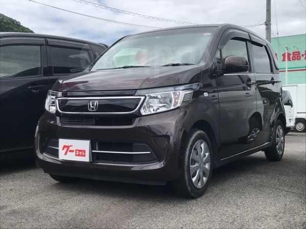 Honda N-WGN, 2016 год, 550 000 руб.