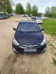 Hyundai Solaris, 2011 год, 348 000 руб.