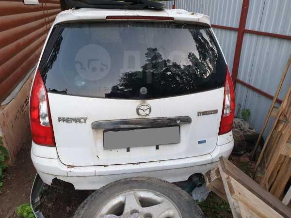 Mazda Premacy, 2001 год, 75 000 руб.