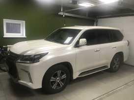 Новосибирск LX450d 2018