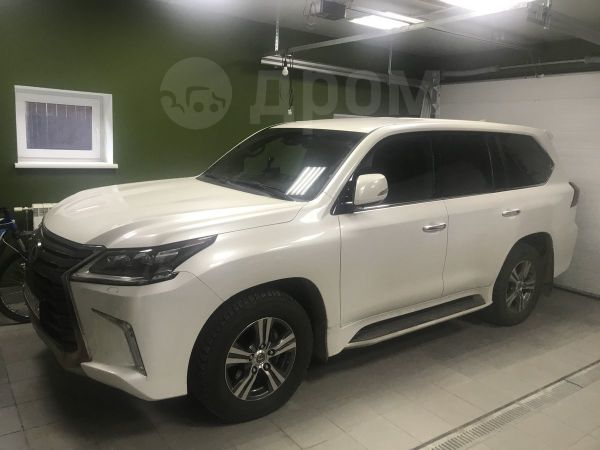 Lexus LX450d, 2018 год, 5 450 000 руб.