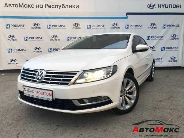 Volkswagen Passat CC, 2013 год, 750 000 руб.