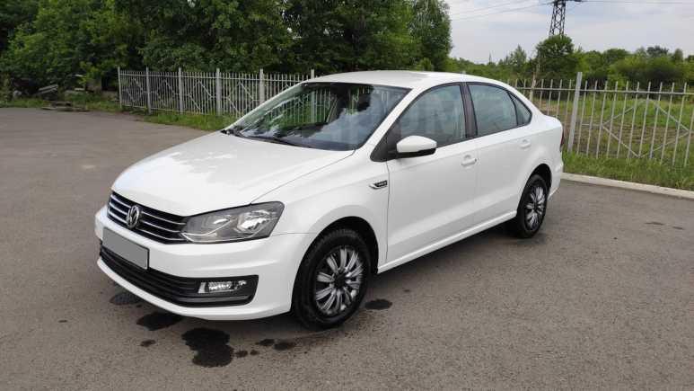 Volkswagen Polo, 2018 год, 649 999 руб.