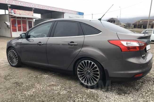 Ford Focus, 2012 год, 585 000 руб.