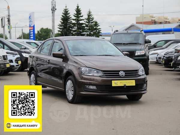 Volkswagen Polo, 2017 год, 724 000 руб.