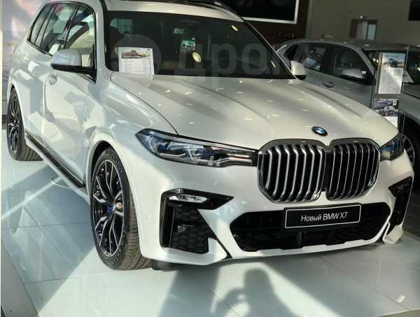BMW X7, 2020 год, 7 630 000 руб.
