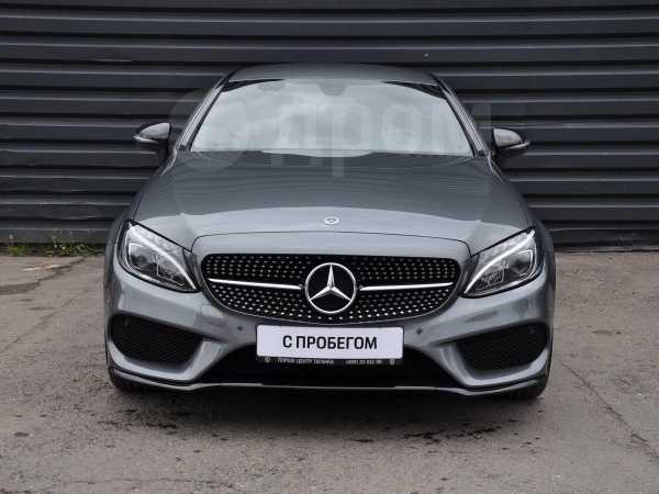 Mercedes-Benz C-Class, 2018 год, 2 195 000 руб.