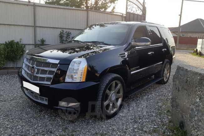Cadillac Escalade, 2008 год, 1 000 000 руб.