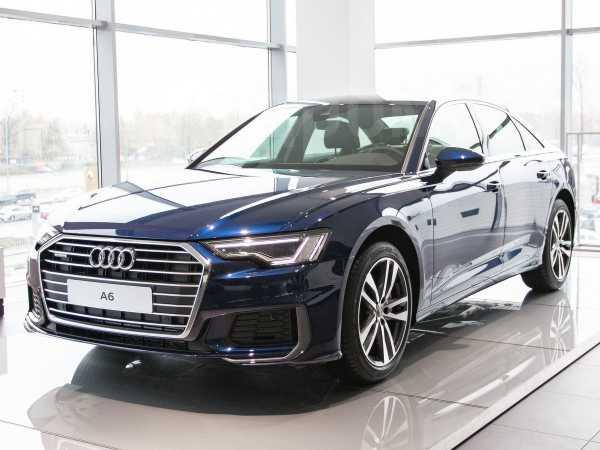 Audi A6, 2020 год, 3 344 116 руб.