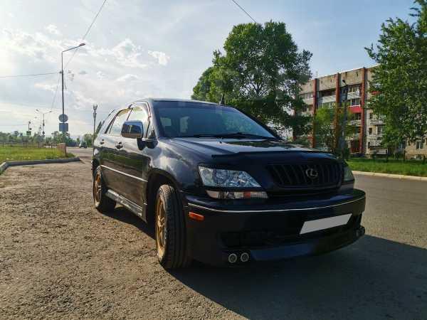 Lexus RX300, 2001 год, 620 000 руб.