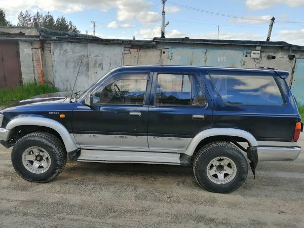 Toyota Hilux Surf, 1992 год, 370 000 руб.