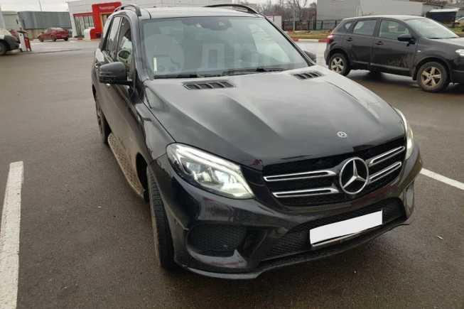 Mercedes-Benz GLE, 2018 год, 3 500 000 руб.